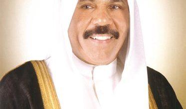 Photo of نائب الأمير لا كبير أو صغير أمام   جريدة الأنباء