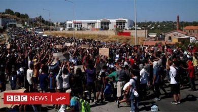 Photo of حريق مخيم موريا: دول أوروبية توافق على استقبال أطفال بعد حريق المخيم اليوناني