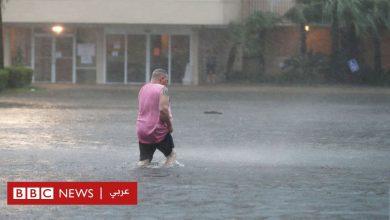 """Photo of الإعصار """"سالي"""" يحرم نصف مليون أمريكي من الكهرباء"""