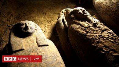 Photo of آثار مصر الفرعونية: الكشف عن توابيت مدفونة منذ 2500 سنة في منطقة سقارة الأثرية
