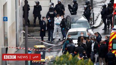 Photo of شارلي إيبدو : الشرطة تعتقل مشتبها به بعد هجوم بالسكاكين قرب المقر السابق للمجلة الفرنسية