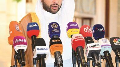 Photo of بالفيديو الغانم هناك محاولة لقبر | جريدة الأنباء
