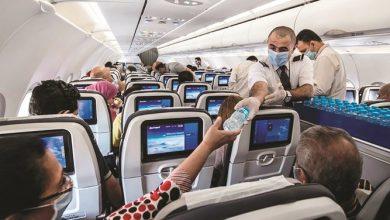 Photo of السفر جوا خلال كورونا أكثر أمانا من | جريدة الأنباء