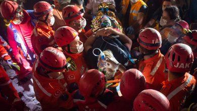 Photo of قتلى وجرحى إثر زلزال قوي في بحر | جريدة الأنباء