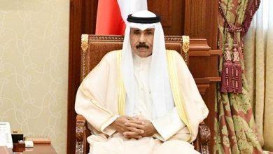 Photo of سمو الأمير يتلقى اتصالا هاتفيا من رئيس الوزراء العراقي
