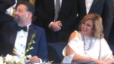 Photo of إلهام شاهين تعلق على زواج شقيقها أمير
