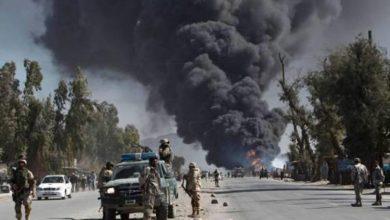 Photo of 8 قتلى وعشرات المصابين في انفجار استهدف حاكم ولاية أفغانية