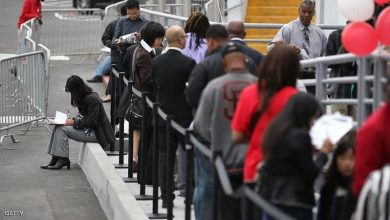 Photo of 840 ألف طلب جديد لمساعدات بطالة في أمريكا خلال أسبوع