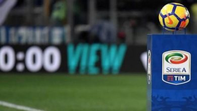 Photo of 3 إصابات جديدة بفيروس كورونا في الدوري الإيطالي