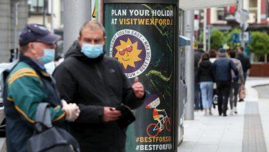 Photo of ايرلندا تصبح أول دولة أوروبية تعيد فرض الإغلاق لاحتواء تفشي فيروس كورونا