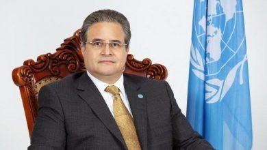 Photo of ممثل الأمین العام للأمم المتحدة شراكتنا مع دولة الكويت أرست ال..