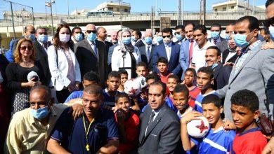 Photo of مصر افتتاح أكبر مجمع لأطفال وكبار بلا مأوى
