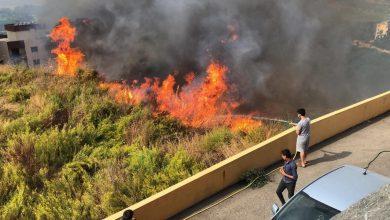 Photo of لبنان سلسلة حرائق جديدة في مناطق مختلفة