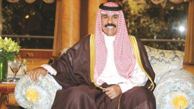 Photo of صاحب السمو الأمير الشيخ نواف الأحمد | جريدة الأنباء