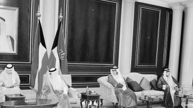 Photo of الرئيس المصري عزى صاحب السمو بوفاة   جريدة الأنباء