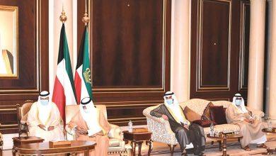 Photo of صاحب السمو تلقى العزاء بوفاة الأمير   جريدة الأنباء