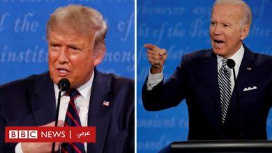 """Photo of الانتخابات الأمريكية 2020: أمريكا """"تتألم والمناظرة الرئاسية لم تفعل لها شيئا"""""""