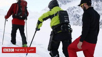 Photo of هيكل روبوتي متطور يسمح لرجل مشلول بالسير على الثلج للمرة الأولى