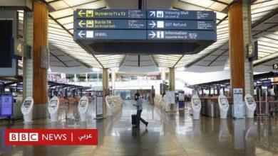 "Photo of فيروس كورونا: أفضل مطار في ""العالم"" يحذر من أزمة طويلة بسبب الوباء"