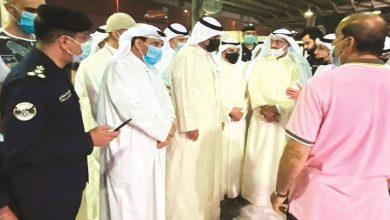 Photo of إحباط ضخ 270 كيلو شبو وسط شحنة ملح   جريدة الأنباء