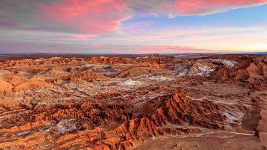 Photo of صحراء أتاكاما توفر للعلماء بيئة | جريدة الأنباء