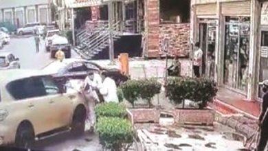 Photo of بالفيديو ضبط حدث دهس ثلاثة أشخاص | جريدة الأنباء