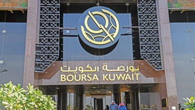 Photo of بورصة الكويت تغلق تعاملاتها على تداولات قياسية بقيمة 961,6 مليون دينار