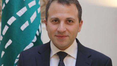 Photo of عقوبات أمريكية على وزير خارجية لبنان السابق جبران باسيل