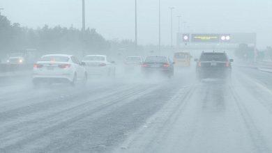 Photo of الأرصاد فرص لأمطار متفرقة تكون رعدية أحياناً خصوصا الليلة ونها..
