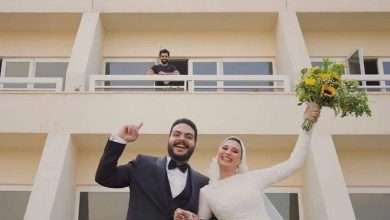 Photo of الظهور الأول لمحمد صلاح من داخل الحجر الصحي