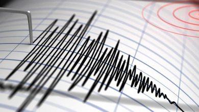 Photo of زلزال بقوة درجة على مقياس ريختر يضرب جزر ميندناو الفلبينية