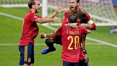 Photo of أسبانيا تضرب ألمانيا بسداسية نظيفة في دوري الأمم الأوروبية
