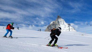 Photo of منتجعات التزلج السويسرية تتغلب على عمليات الإغلاق في جبال الألب