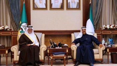 Photo of نائب رئيس الحرس الوطني يشيد بعمق العلاقات السعودية الكويتية