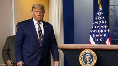 Photo of ترمب يؤكد مجددا أنه الفائز بالانتخابات