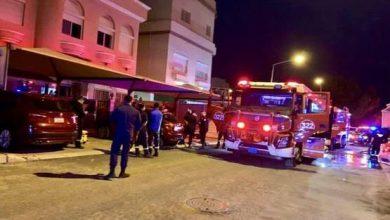 Photo of وفاة مواطنة في حريق منزل بمنطقة سلوى