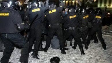 Photo of اعتقال خلية إرهابية في بيلاروسيا