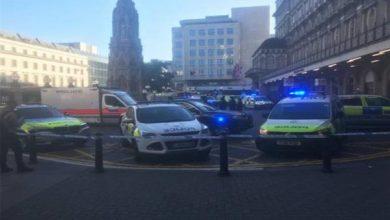 Photo of إصابات بحادث دهس في لندن