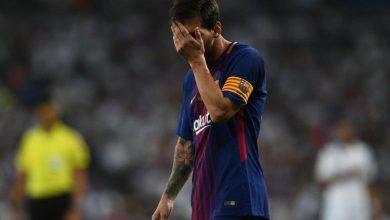 Photo of ميسي برشلونة في وضع صعب