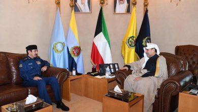 Photo of وزير الدفاع يلتقي عددًا من المسؤولين للتهنئة بمناسبة تعيينه في منصبه