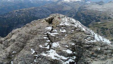 Photo of خبراء جبل الألب المتصدع قد ينهار في أي لحظة