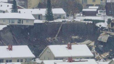 Photo of انزلاق أرضي في النرويج .. وعشرات المفقودين