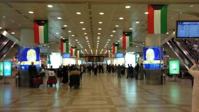 Photo of مطار الكويت الدولي يستأنف حركة الرحلات التجارية