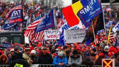 Photo of تظاهرات في واشنطن تلبية لدعوة ترمب