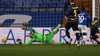 Photo of إنتر ميلان يخسر أمام سامبدوريا بثنائية في الدوري الإيطالي