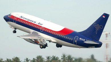 Photo of فقدان الاتصال بطائرة إندونيسية تابعة لشركة سريويجايا بعد إقلاع..