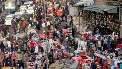 Photo of معدل التضخم في مصر ينخفض إلى في