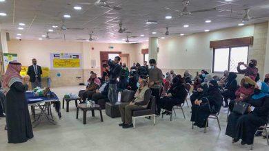 Photo of الهيئة العالمية توزع مساعدات على 440 أسرة سورية لاجئة بالأردن