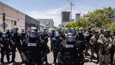 Photo of إغلاق العاصمة الأمريكية واشنطن بسبب تهديد أمني