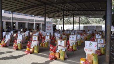 Photo of «الكويتية للاغاثة» توزع 6 آلاف سلة غذائية في 4 محافظات يمنية